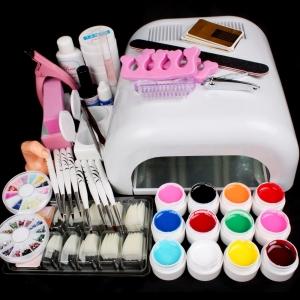 Наборы для наращивания и дизайна ногтей