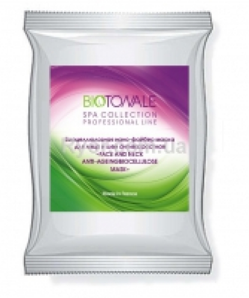BIOTONALE BIOCELLULOSE ANTI AGEING FACE AND NECK MASK