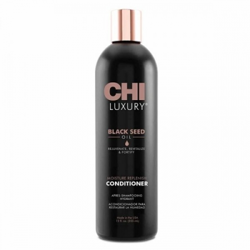 CHI CHI Luxury Black Seed Oil Moisture Replenish Conditioner, 350мл