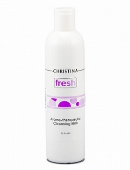 Fresh Aroma-Therapeutic Cleansing Milk for Dry Skin