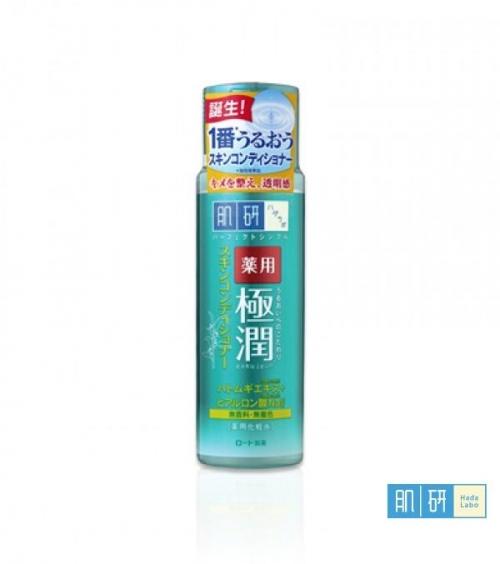 Лечебный гиалуроновый лосьон для проблемной кожи HADA LABO Medicated Gokujyun Skin Conditioner 170ml