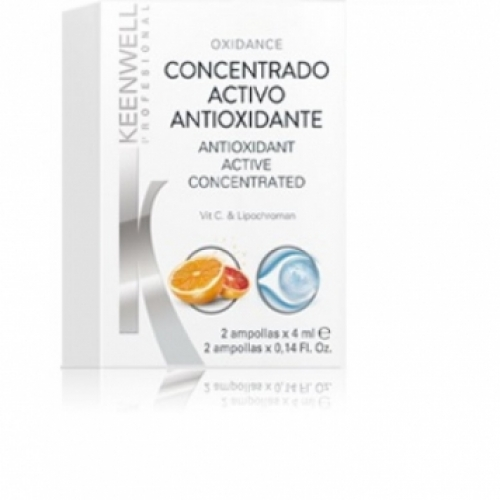 Антиоксидантная сыворотка для сияния кожи 2х4 мл
