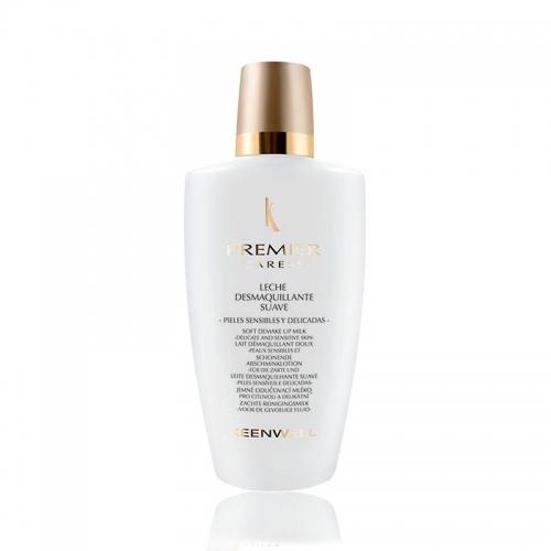 Keenwell Мягкое молочко для снятия макияжа для чувствительной кожи 200 мл