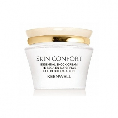 Keenwell Экстраувлажняющий шок-крем для сухой кожи, 50 мл