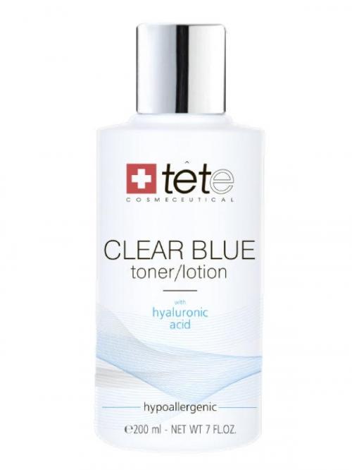 CLEAR BLUE Toner/Lotion Тоник/лосьон с гиалуроновой кислотой