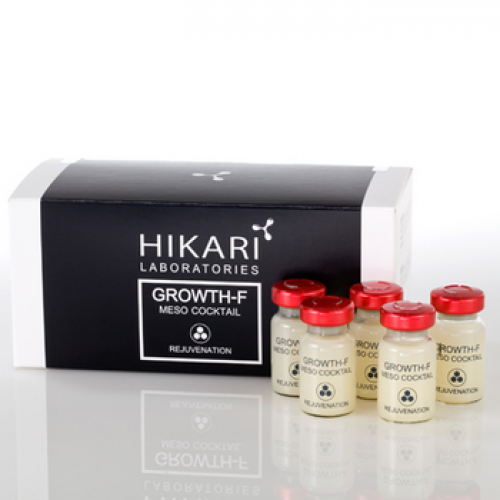 Hikari Meso-Cocktail Growth-F, 5х8мл