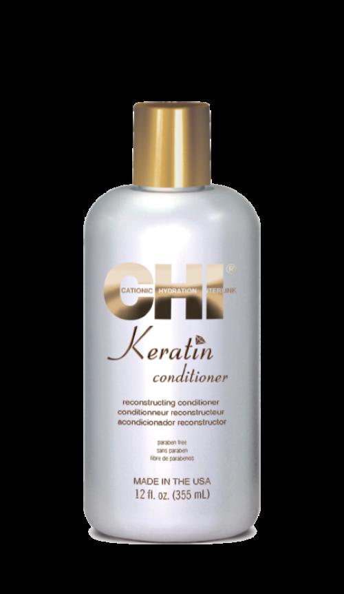 Восстанавливающий Кератиновый Кондиционер для волос