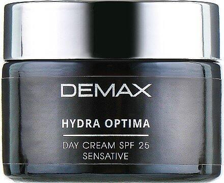 Защитно-успокаивающий увлажняющий крем SPF 25 - Demax