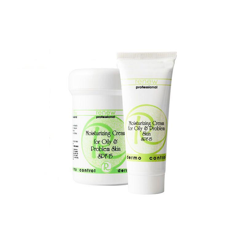 RENEW Dermo ControlRenew Moisturizing Cream for Oil and Problem Skin SPF15
