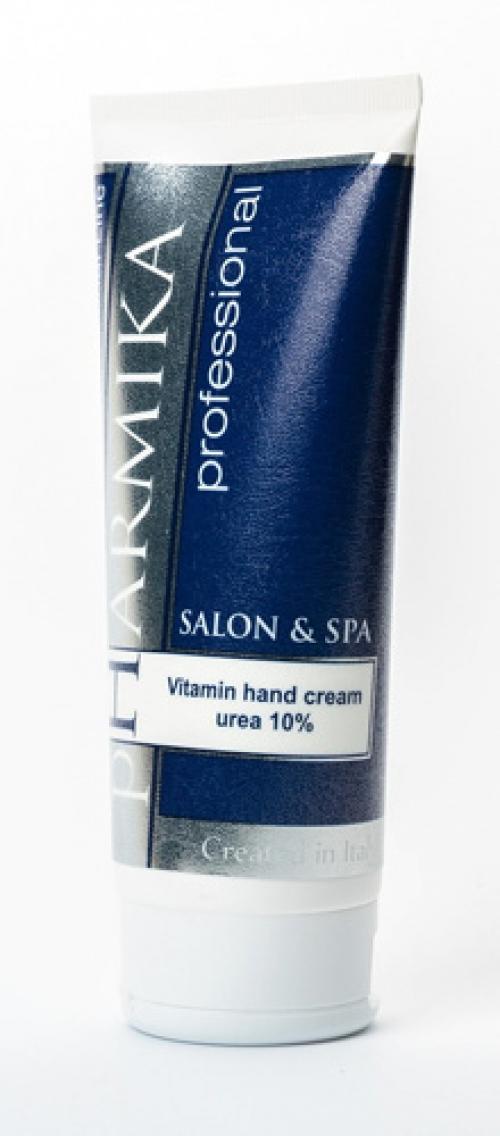 pHarmika Vitamin hand cream urea 10% - Витаминный крем для рук с мочевиной 10%, 200мл