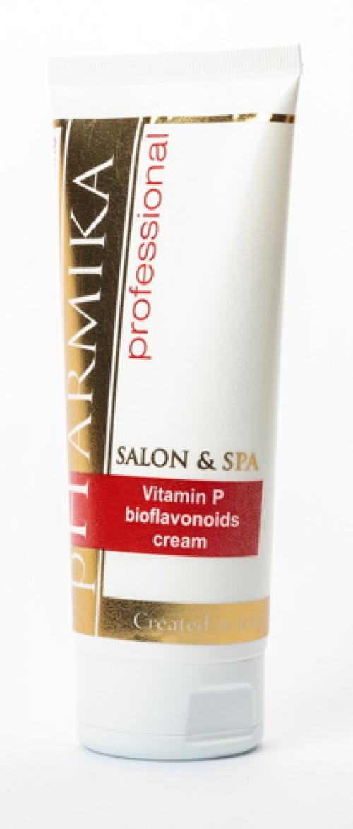 pHarmika Vitamin P bioflavonoid Cream  -pHarmika Крем с витамином Р и биофлавоноидами, 200мл