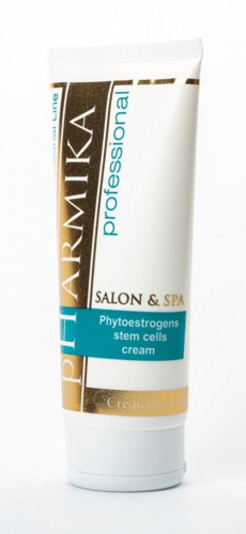 pHarmika Phytoestrogens stem cells cream  - Крем с фитоэстрагенами и стволовыми клетками, 200мл