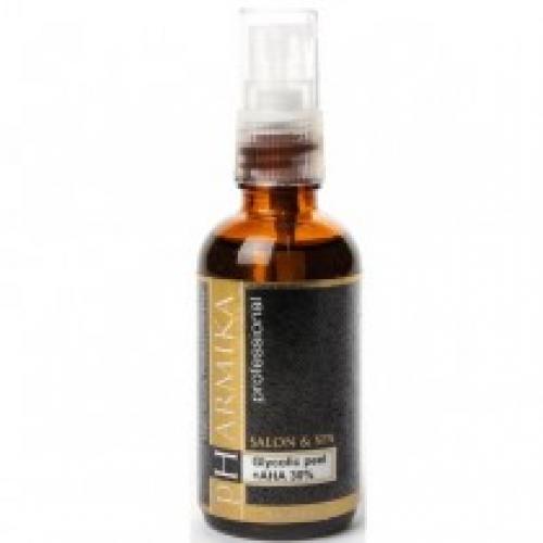 Гликолевый пилинг + АНА + мультивитамины 30% / 50 мл - Pharmika
