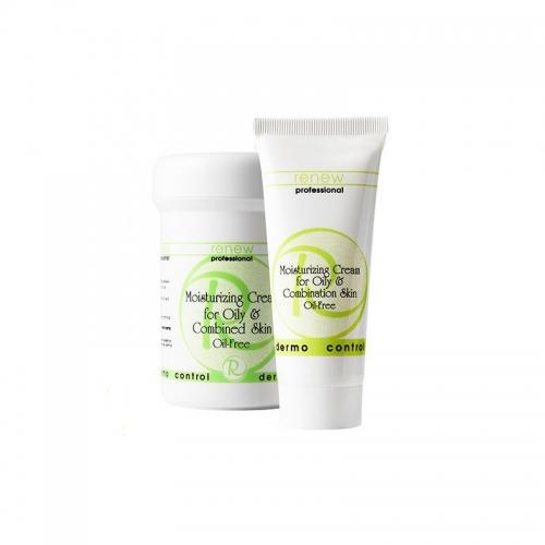 Увлажняющий крем для жирной и комбинированной кожи