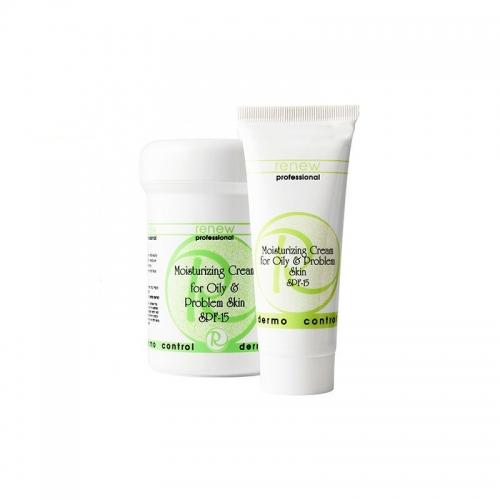 Увлажняющий крем для жирной и проблемной кожи SPF 15, 250ml