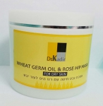 DR.KADIR Wheat Germ Oil & Rose Hip Mask For Dry Skin