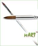 Кисть Mart для акрила №6 колонок с деревянной ручкой