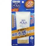 Солнцезащитная увлажняющая эссенция Skin Aqua Super Moisture Essence SPF 50 + / PA ++++ 80g