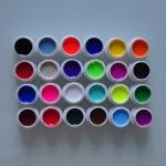Набор цветных гелей, 24шт.