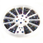 Кристаллы 3D в кассетке