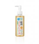 Гидрофильное масло с гиалуроновой кислотой HADA LABO Gokujyun Cleansing Oil 200ml