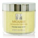 Keenwell Лимонный скраб-мусс для тела, 270 мл
