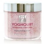 Keenwell Скраб для тела Клубничный йогурт, 270 мл