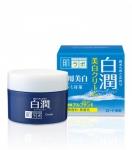 Отбеливающий крем с арбутином HADA LABO Shirojun Medicated Whitening Cream 50g