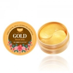 KOELF Gold & Royal Jelly Eye Patch, 60 штук