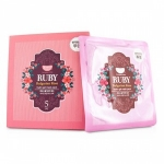 KOELF Ruby & Bulgarian Rose Hydro Gel Mask, 5 масок