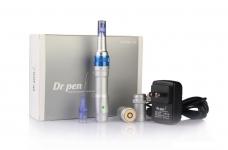 Аппарат фракционной мезотерапии Dermapen Dr. Pen Ultima A6 с двумя аккумулятором и подзарядкой