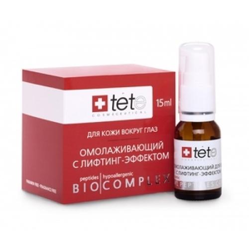 TETe - Омолаживающий биокомплекс для век с лифтинг-эффектом