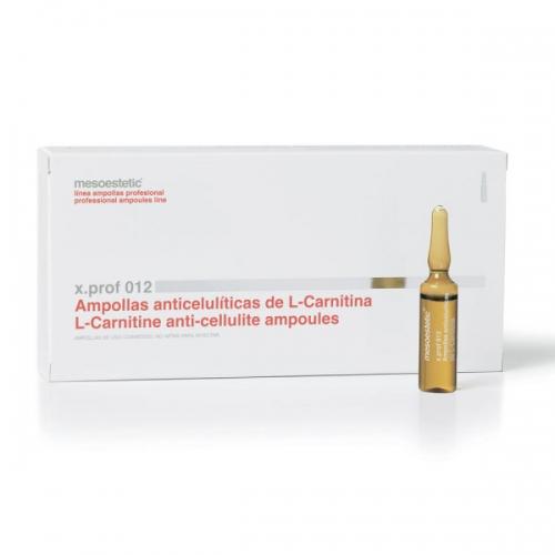 Мезотерапевтический препарат L-Карнитина для лечения целлюлита различной этиологии, 5мл